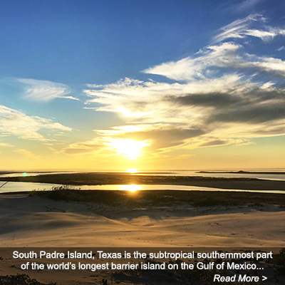 About South Padre Island