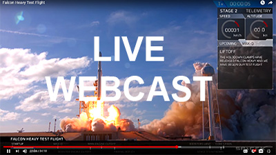 Space X Launch Live Webcast