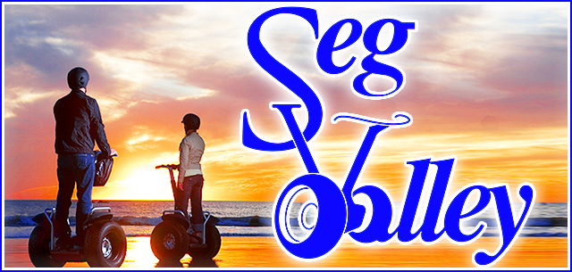 Seg Valley - Segway Tours on South Padre Island