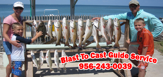 Blast to Cast Guide Service South Padre Island Bay Fishing and Duck Hunting