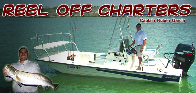 Reel Off Charters South Padre Island Bay Fishing Trips