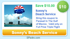 parasail coupon