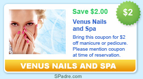 nail salon discount