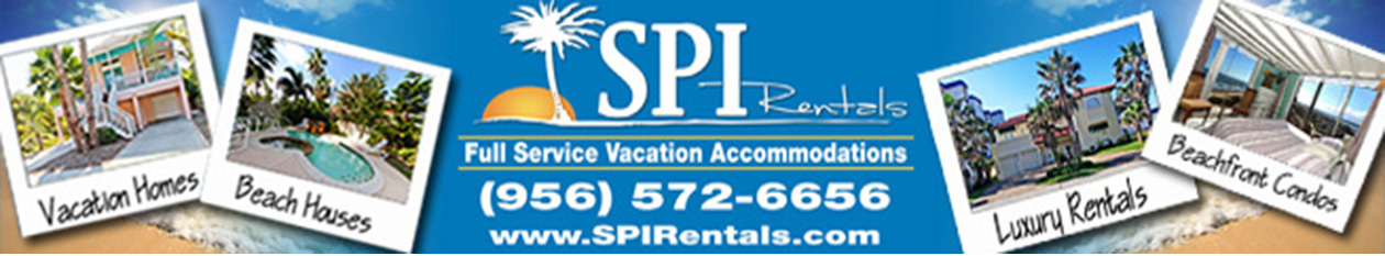 South Padre Island Beach Houses and Beachfront Condos